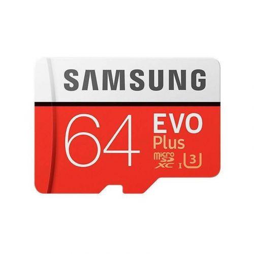 Карта памяти Samsung 64Gb (MB-MC64GA/RU)