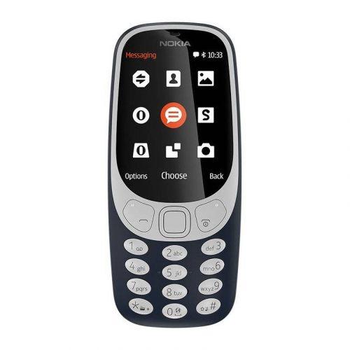 Мобільний телефон Nokia 3310 Dual Sim Dark Blue