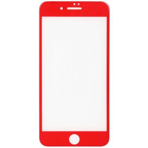 Защитное стекло BeCover для Apple iPhone 7 Plus (Red)
