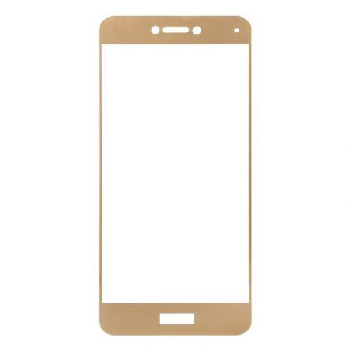 Защитное стекло BeCover для Huawei P8 Lite 2017 (Gold)
