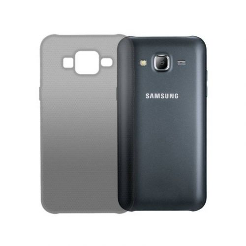 Чехол GlobalCase TPU Extra Slim для Samsung Galaxy J7 Neo (Dark)