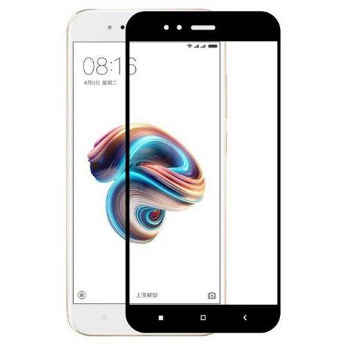 Защитное стекло Mocolo 2.5D Full Cover для Xiaomi Mi A1 (Black)