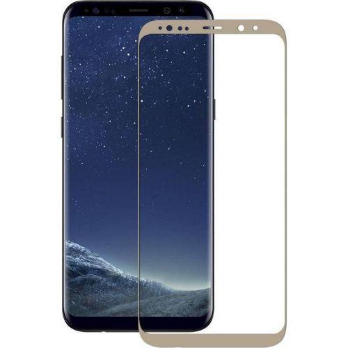 Защитное стекло Mocolo 3D Full Cover для Samsung Galaxy S8 (Gold)