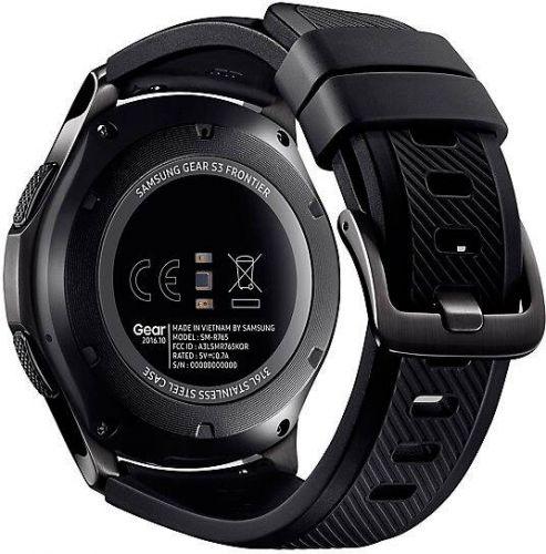 Смарт-часы Samsung RM-760 Gear S3 Frontier (SM-R760NDAA) купить
