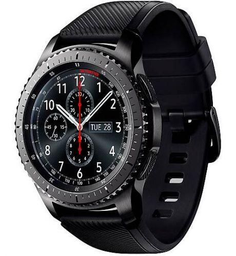 Смарт-часы Samsung RM-760 Gear S3 Frontier (SM-R760NDAA) недорого