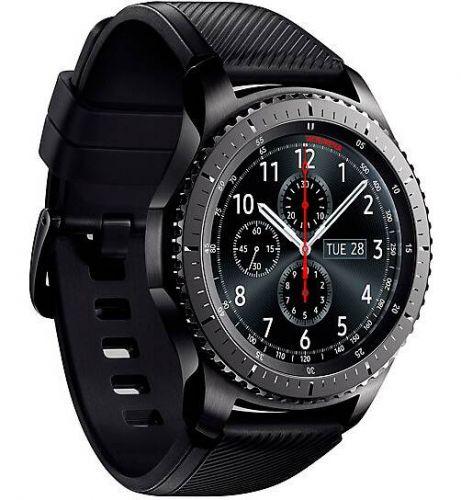 Смарт-часы Samsung RM-760 Gear S3 Frontier (SM-R760NDAA) в Украине