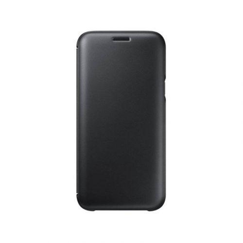 Чехол Samsung Wallet Cover для Galaxy J7 2017 (EF-WJ730CBEGRU) Black