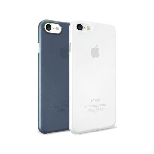 Чехол Ozaki O!coat Jelly 2in1 для Apple iPhone 7/8 (Blue+Clear)