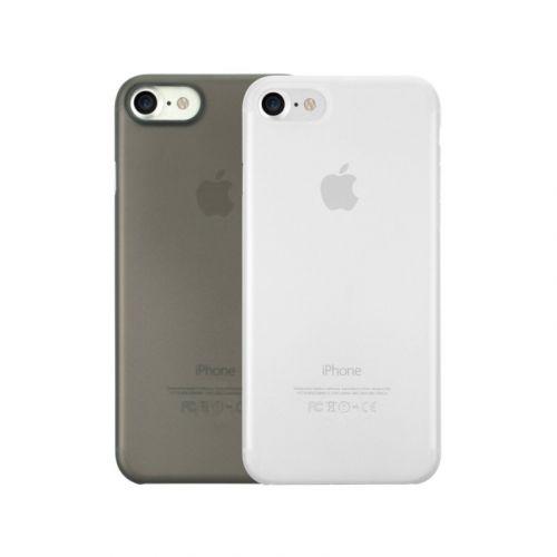 Чехол Ozaki O!coat Jelly 2in1 для Apple iPhone 7/8 (Black+Clear)