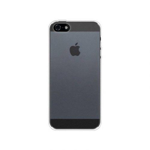 Чехол GlobalCase TPU Extra Slim для iPhone 5/5S (Clear)