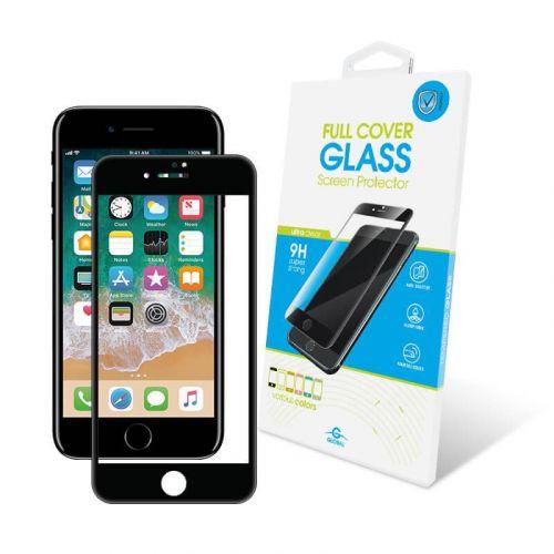 Защитное стекло Global Full Cover для Apple iPhone 7/8 (Black)