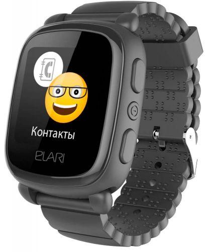 Детские смарт-часы Elari KidPhone 2 GPS (KP-2B) Black