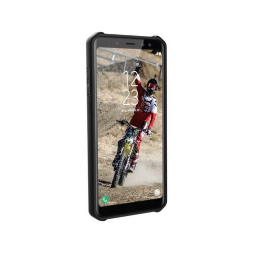 Чехол Urban Armor Gear для Samsung Galaxy А8 Plus 2018 (Outback Black) недорого