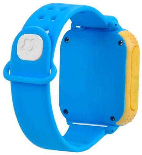 Смарт-часы UWatch Q200 Kid smart watch Blue недорого