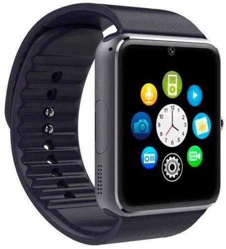 Смарт-часы Uwatch Smart GT08 Black купить