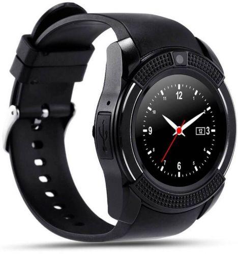 Смарт-часы Uwatch V8 Black купить