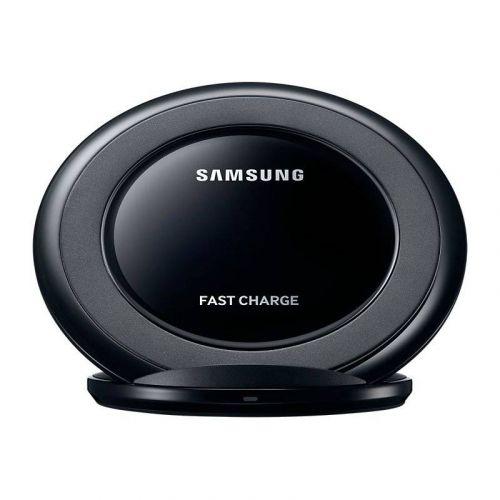 Бездротовий зарядний пристрій Samsung Wireless Charger Stand EP-NG930 (EP-NG930BBRGRU) Black