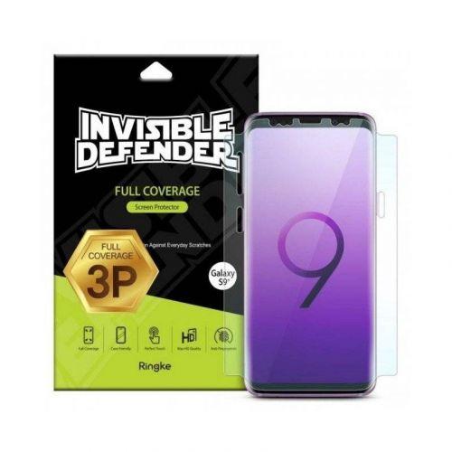 Защитная пленка Ringke Full Cover для Samsung Galaxy S9 Plus