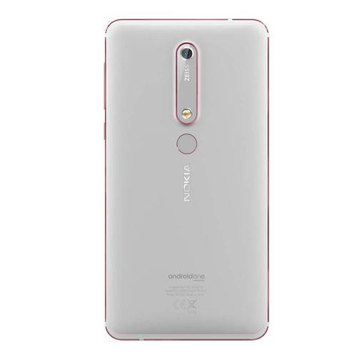 Смартфон Nokia 6.1 3/32GB White купить