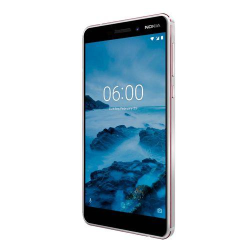 Смартфон Nokia 6.1 3/32GB White в Украине