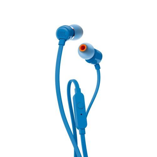 Гарнитура JBL T110 ( JBLT110BLU) Blue