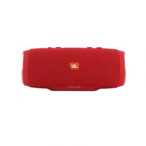 Портативна акустика JBL Charge 3 (JBLCHARGE3REDEU) Red-Black