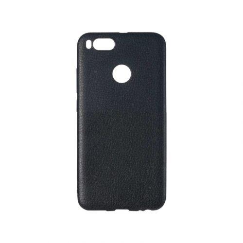 Чехол Back Cover Leather для Xiaomi Redmi 5 (Black)