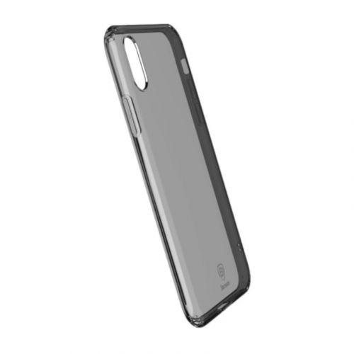 Чехол Baseus Simple Series Case для Apple iPhone X Transparent купить