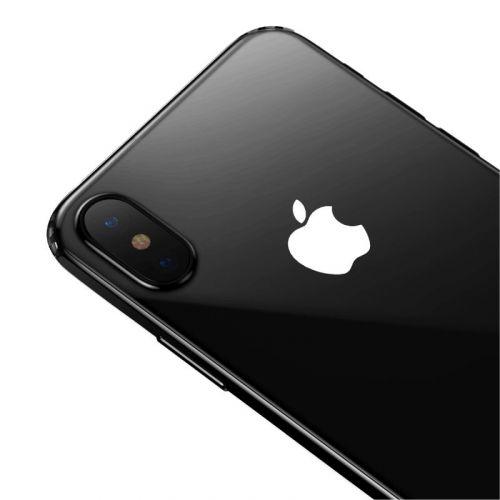 Чехол Baseus Simple Series Case для Apple iPhone X Transparent в Украине