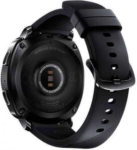 Смарт-часы Samsung SM-R600 Gear Sport (SM-R600NZKA) Black купить