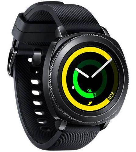 Смарт-часы Samsung SM-R600 Gear Sport (SM-R600NZKA) Black недорого