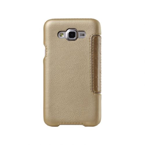 Чехол RedPoint Fit Book для Samsung Galaxy J7 Neo (Gold) купить