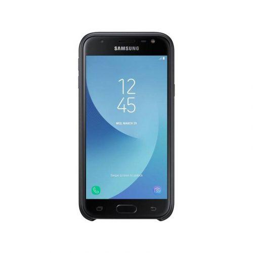 Чехол Samsung Dual Layer Cover для Galaxy J3 2017 (Black) купить