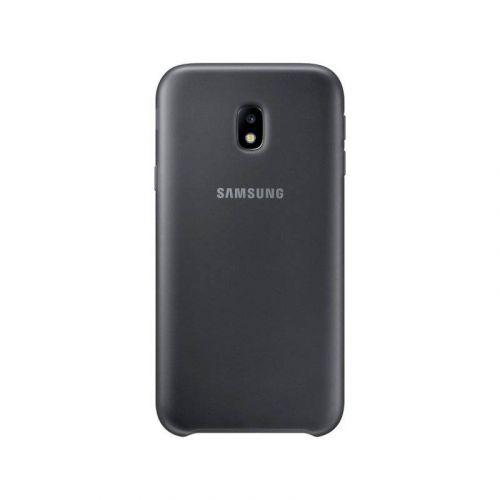 Чехол Samsung Dual Layer Cover для Galaxy J3 2017 (Black)