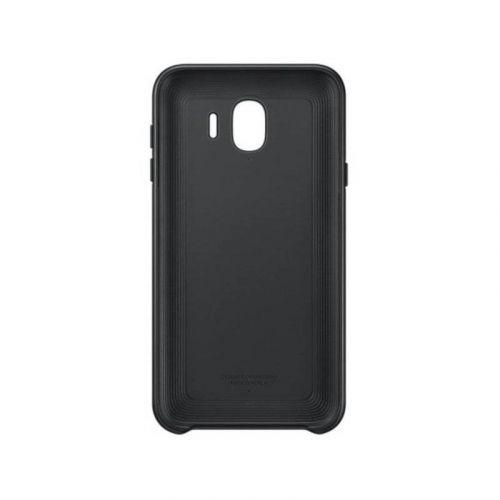 Чехол Samsung Dual Layer Cover для Galaxy J4 2018 (Black) купить