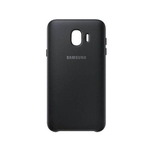 Чехол Samsung Dual Layer Cover для Galaxy J4 2018 (Black)