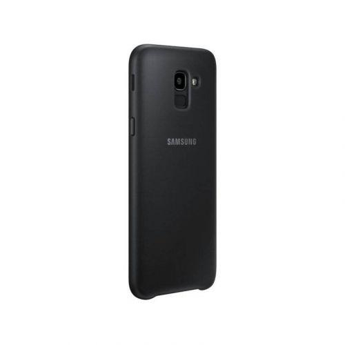 Чехол Samsung Dual Layer Cover для Galaxy J6 2018 (Black) недорого