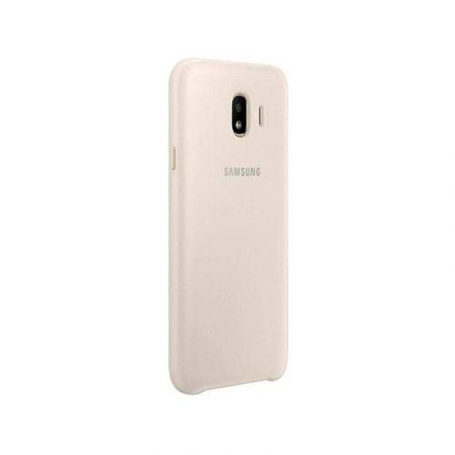 Чохол Samsung Dual Layer Cover для Galaxy J4 2018 (Gold) недорого