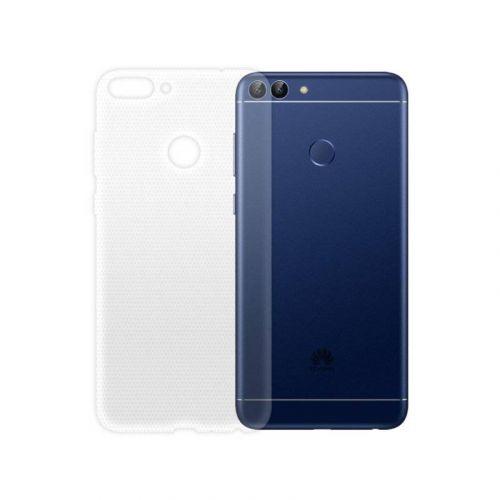 Чохол GlobalCase TPU Extra Slim для Huawei P Smart (Clear)