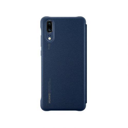 Чехол Huawei Smart View Flip Cover для P20 (Deep Blue) купить