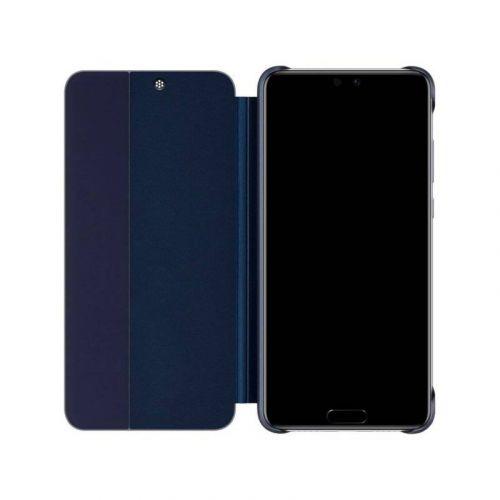 Чехол Huawei Smart View Flip Cover для P20 (Deep Blue) недорого