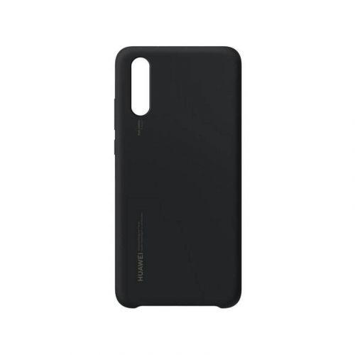 Чехол Huawei Silicon Case для P20 (Black)