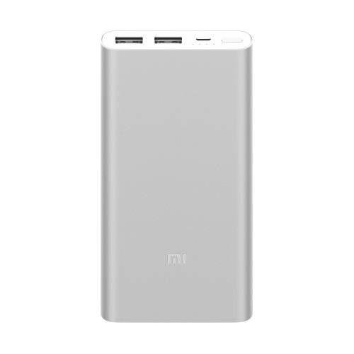 Портативный аккумулятор 10000mAh Xiaomi Mi 2S (VXN4228CN) Silver