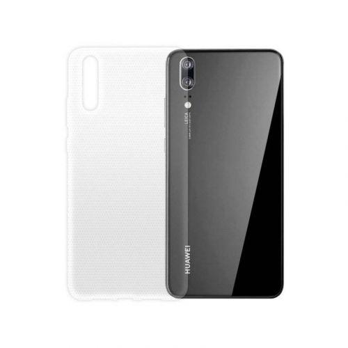 Чехол GlobalCase TPU Extra Slim для Huawei P20 (Clear)