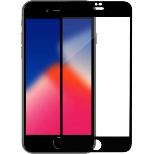 Защитное стекло MakeFuture Full Glue для Apple iPhone 8 Plus (Black)