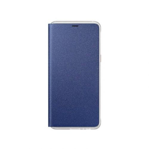 Чехол Samsung Flip Cover для Galaxy A8 2018 (EF-FA530PLEGRU) Blue