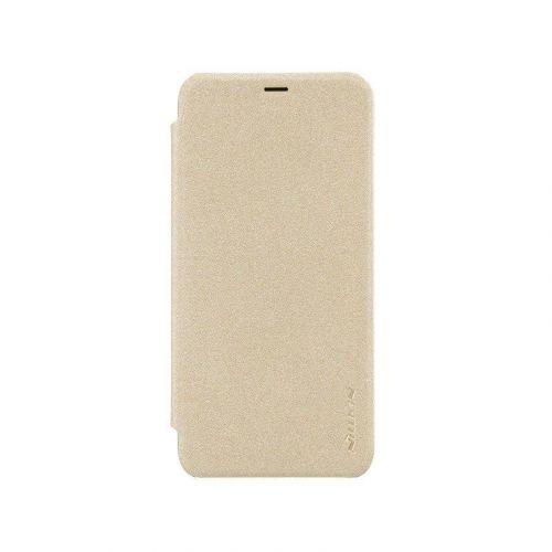 Чехол Nillkin Sparkle PU для Huawei P Smart Gold