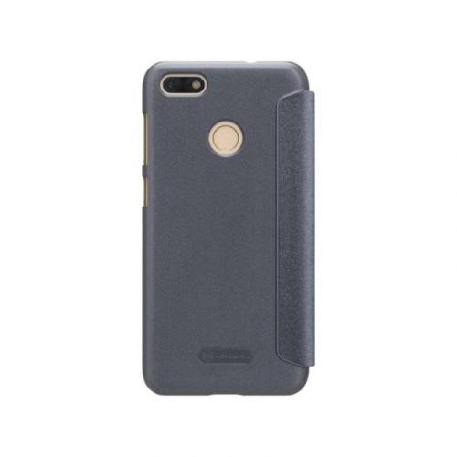 Чехол Nillkin Sparkle PU для Huawei P Smart Black купить