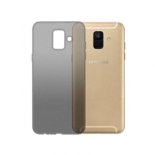 Чехол GlobalCase TPU Extra Slim для Samsung Galaxy A6 2018 (Dark)