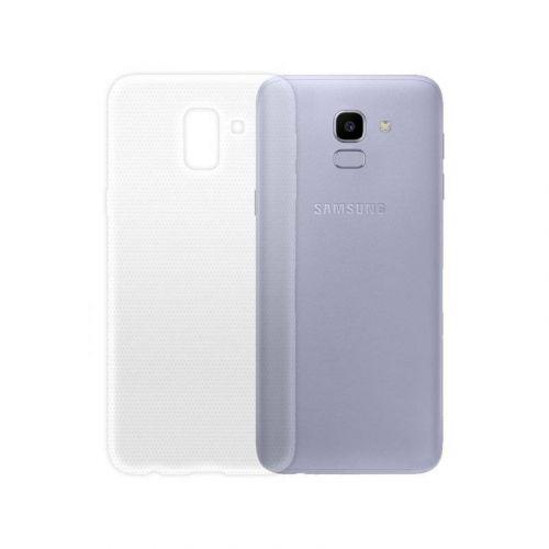 Чехол GlobalCase TPU Extra Slim для Samsung Galaxy J6 2018 (Clear)